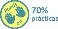 Hands on - 70% de prácticas