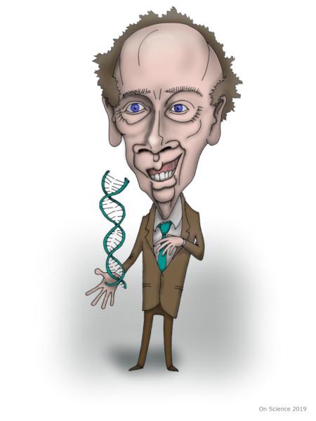 James Watson y la genética