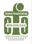 créditos Comisión de Formación Continuada de las Profesiones Sanitarias de la Comunidad de Madrid Sistema Nacional de Salud